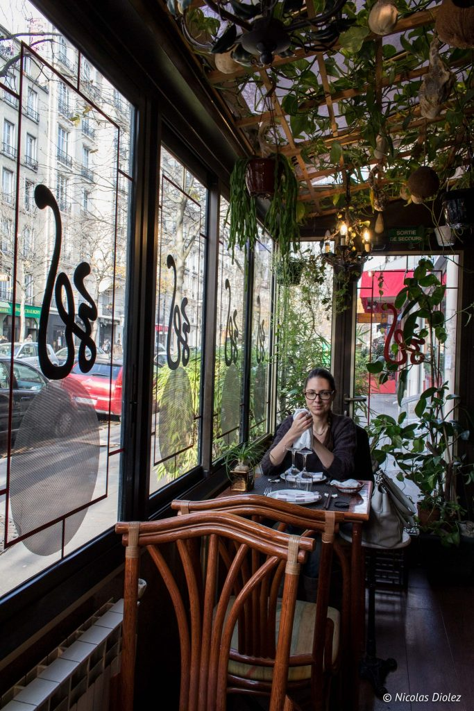 Le Lys d'Or Paris - DR Nicolas Diolez 2016