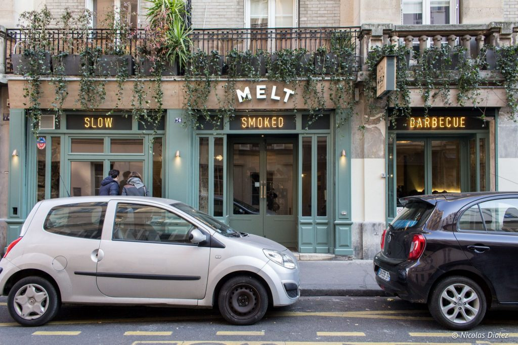 Melt barbecue texan Paris - DR Nicolas Diolez 2016
