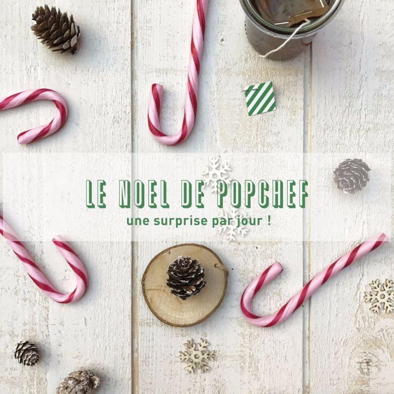 Noël PopChef