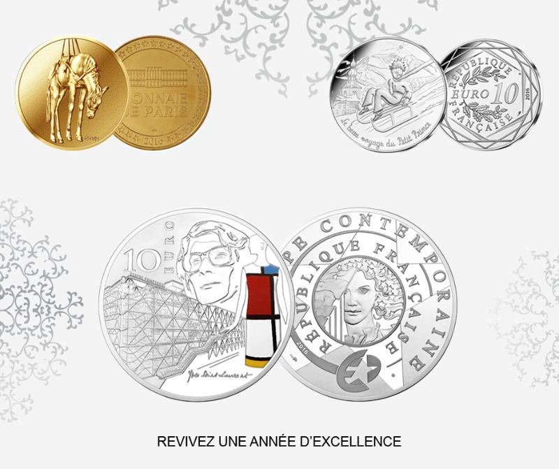 calendrier-avent Monnaie de Paris