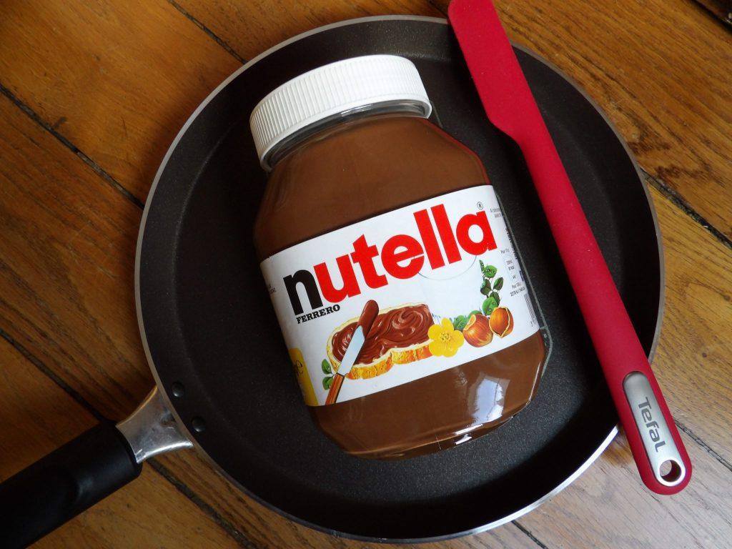 Chandeleur Nutella tefal - DR Melle Bon Plan 2017