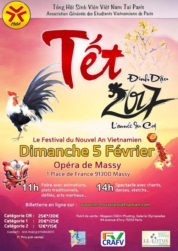 Festival du Têt 2017