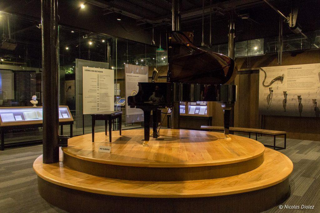 Museum House of Music of Vienna Puebla - DR Nicolas Diolez 2016