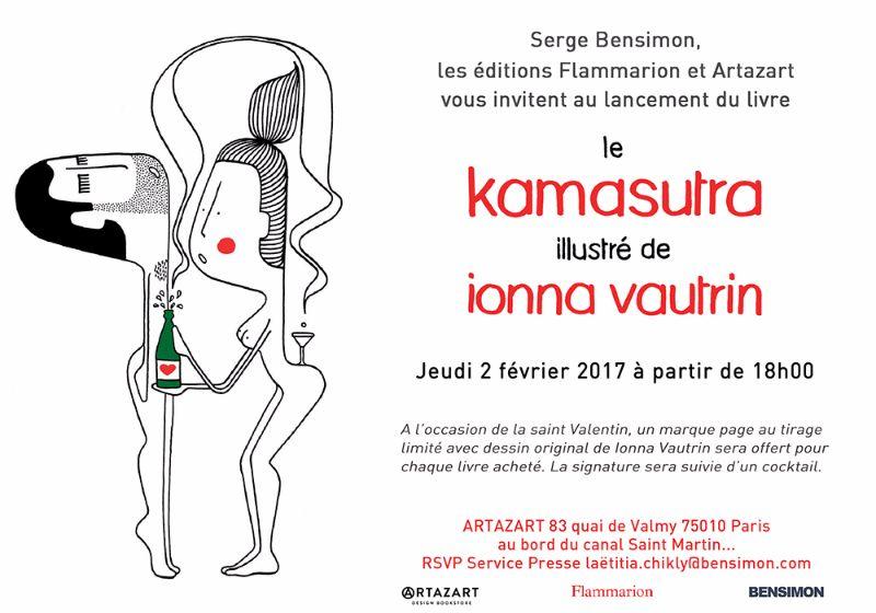 Invitation Ionna Vautrin