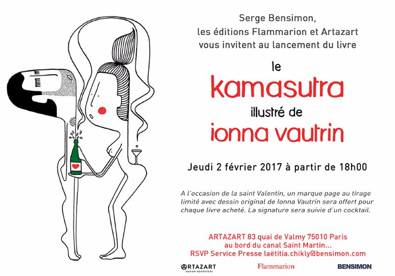 Invitation Ionna Vautrin