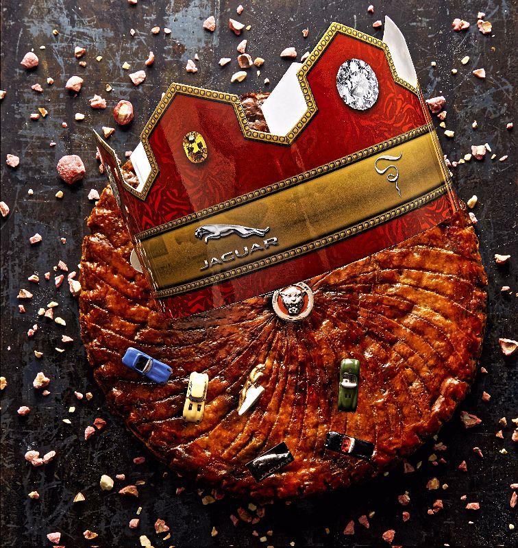SEVE - Galette des rois +á la praline rouges_3 -® Laurent Fau