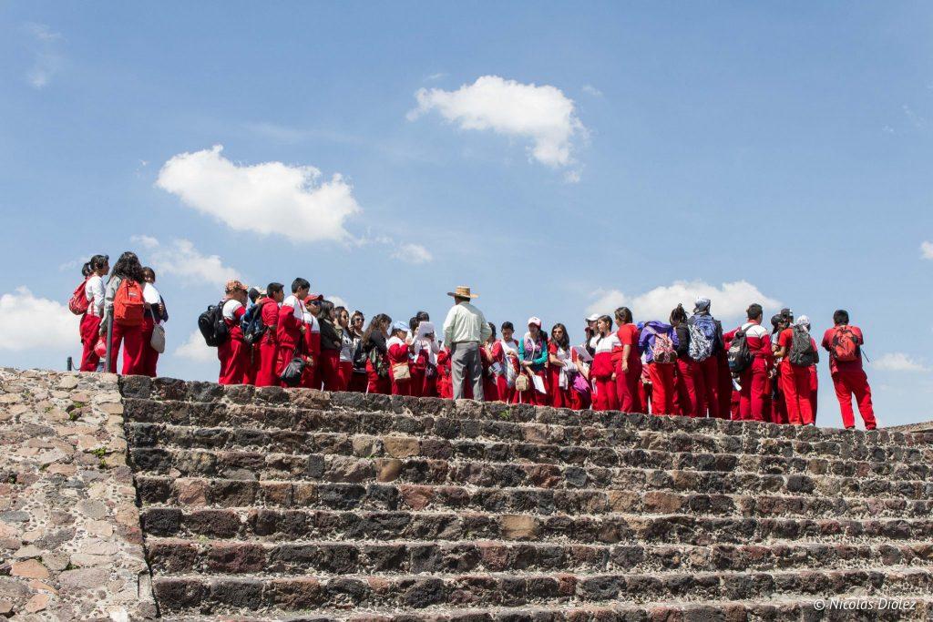 Téotihuacan Mexique - DR Nicolas Diolez 2016