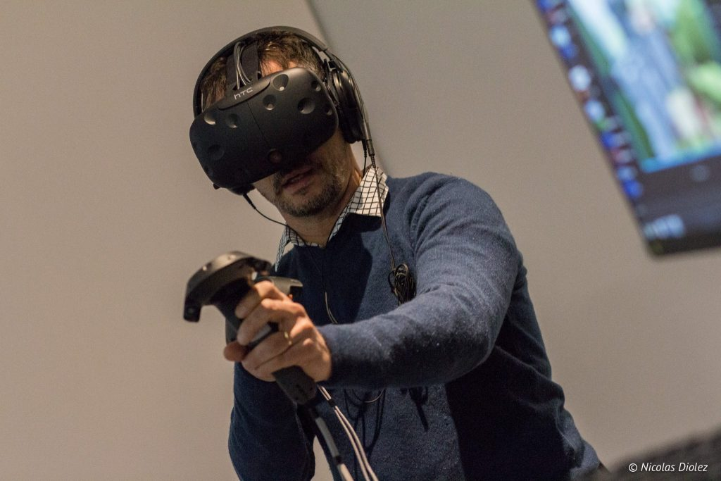 VR-geode - DR Nicolas Diolez 2016