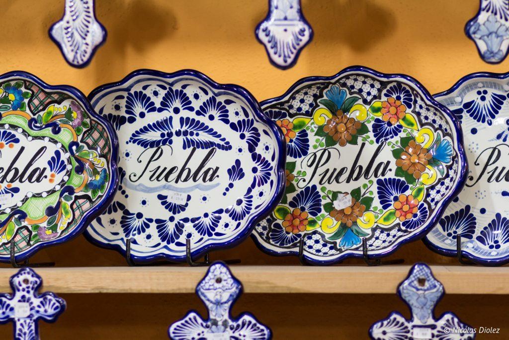 ceramique Puebla - DR Nicolas Diolez 2016