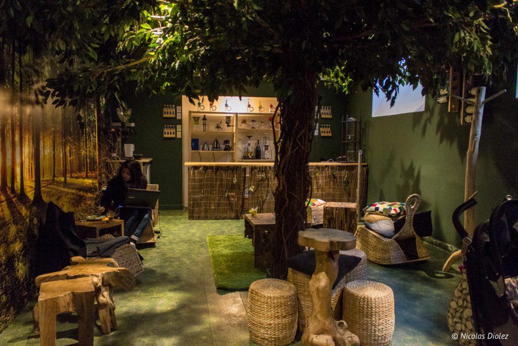 Delirio coffee shop Paris - DR Nicolas Diolez 2017