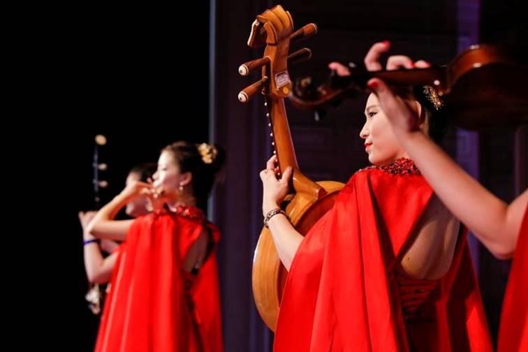 Opéra traditionnel chinois mairie 13ème paris