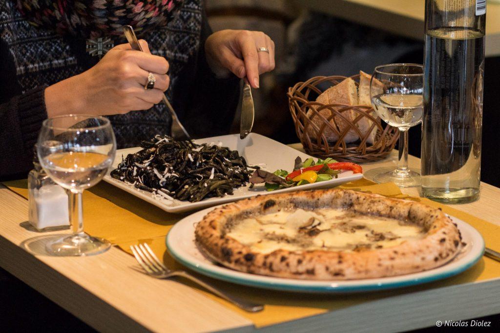 Restaurant Neromora Paris - DR Nicolas Diolez 2016