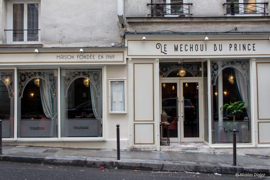 Mechoui du prince Paris - DR Nicolas Diolez 2017