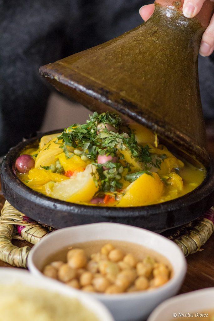 Les Prix Du Couscous Du Restaurant Agadir