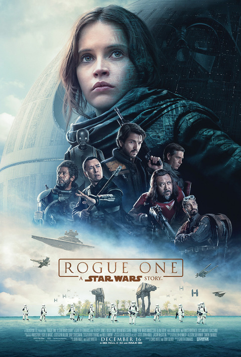 rogue one affiche star wars