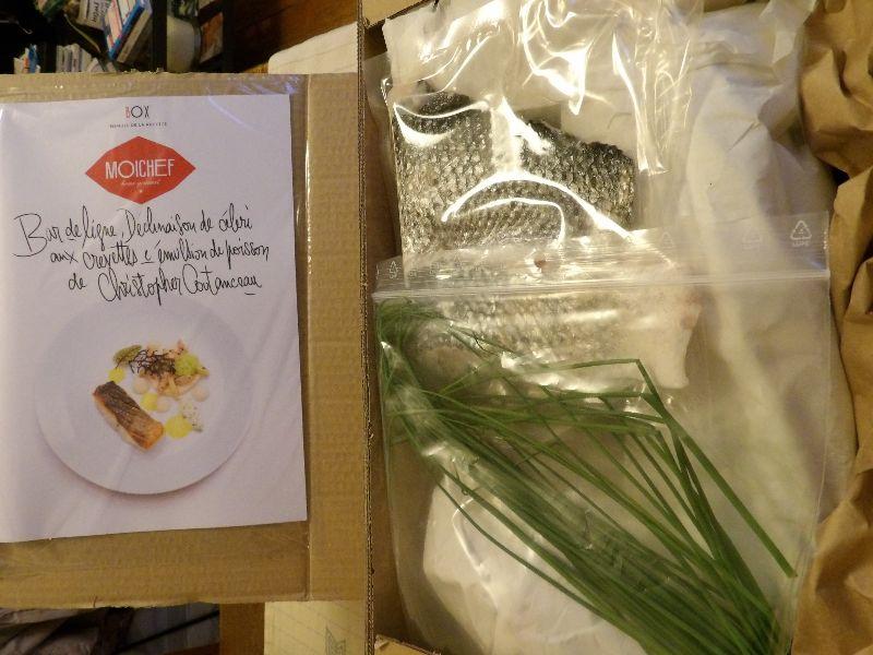 Box Moi Chef Saint Valentin - DR Melle Bon Plan 2017