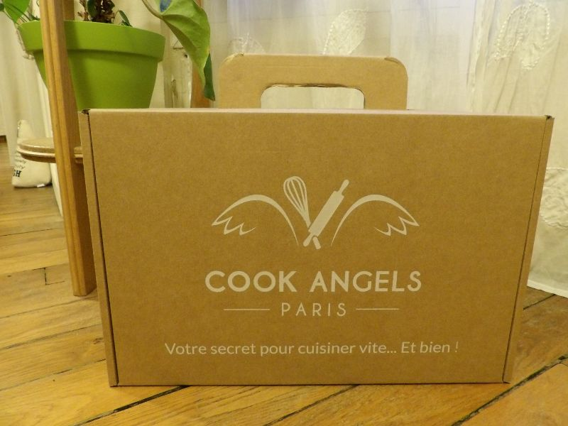 Kit Saint Valentin Cook Angels - DR Melle Bon Plan 2017