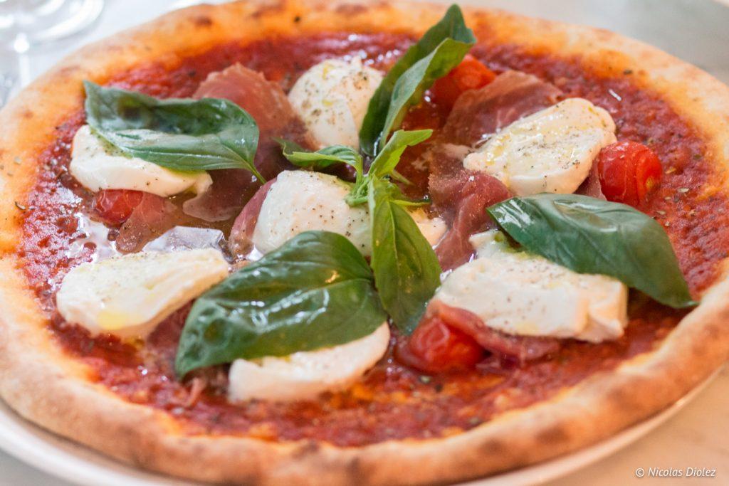 pizza restaurant Gemini family les Halles - DR Nicolas Diolez 2017