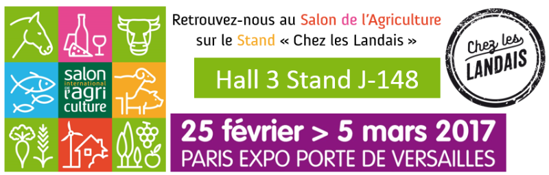 Le salon de l agriculture 2017 invitations inside - Salon de l agriculture invitation gratuite ...