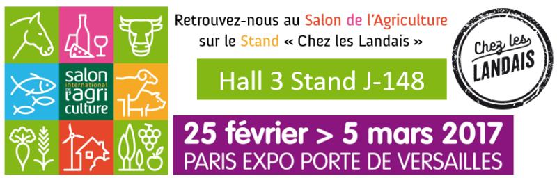 Le salon de l agriculture 2017 invitations inside - Salon de l agriculture invitation gratuite ...