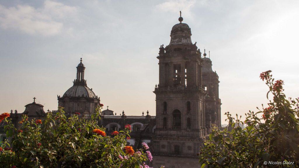 hôtel Zocalo Central Mexico city - DR Nicolas Diolez 2016