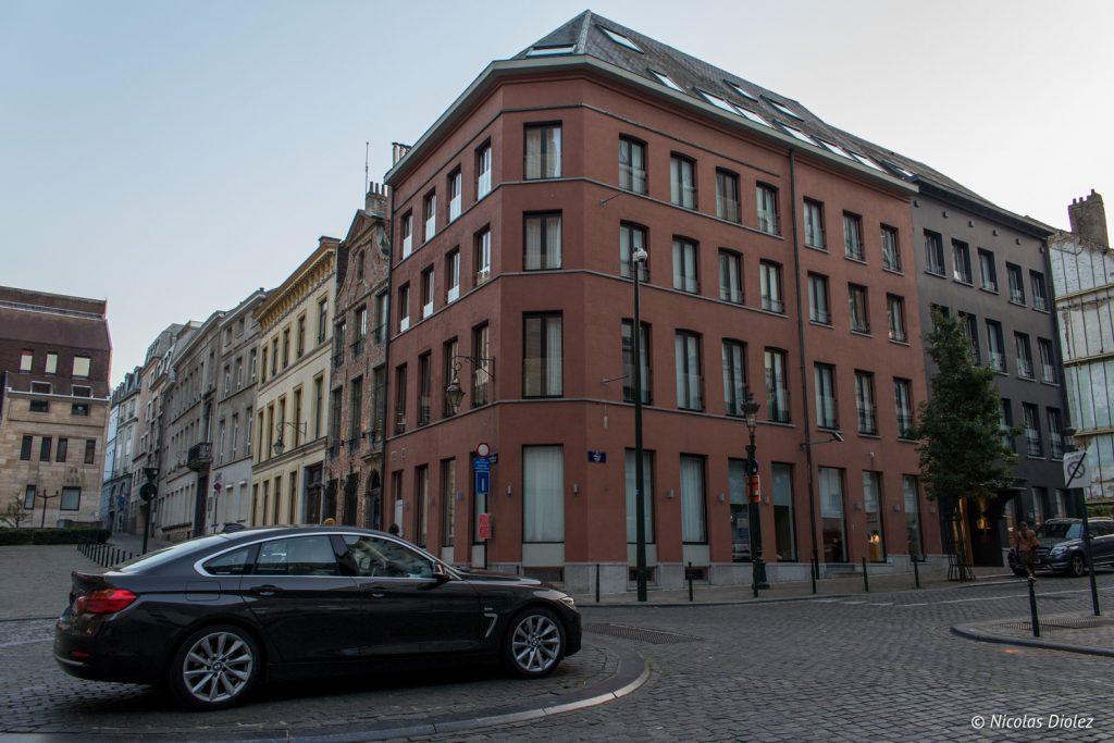 Hotel 9 Sablon Bruxelles - DR Nicolas Diolez 2017