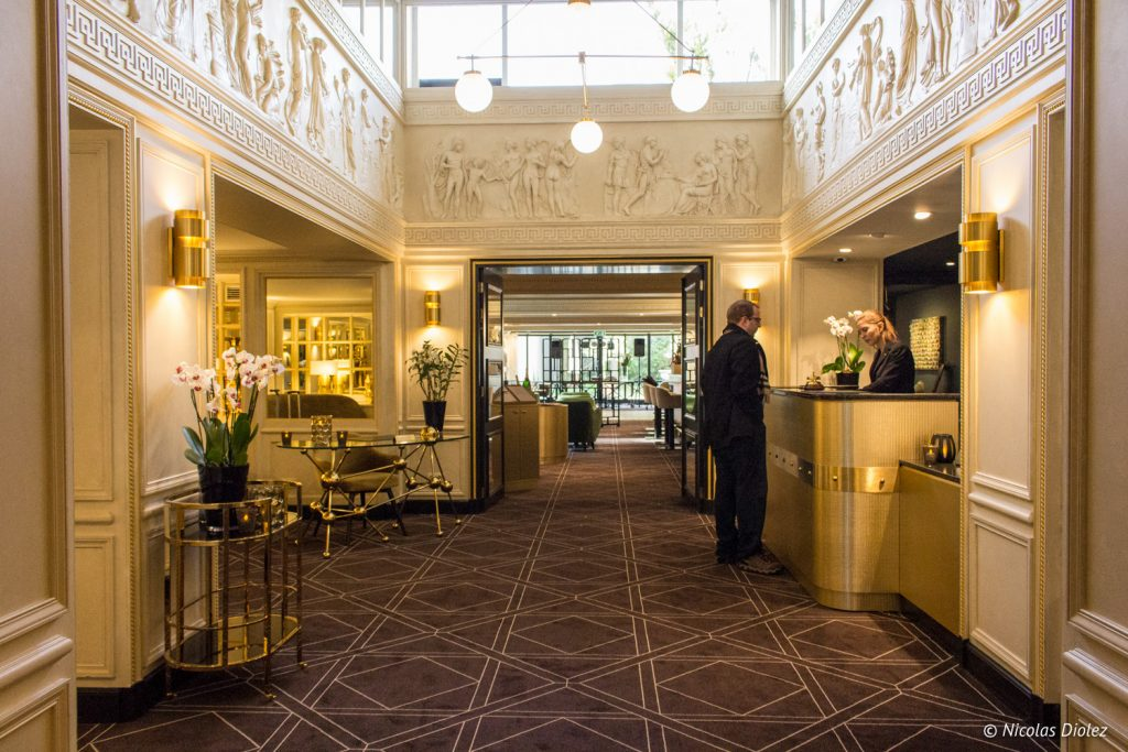 Hotel Barsey by Warwick Bruxelles - DR Nicolas Diolez 2017