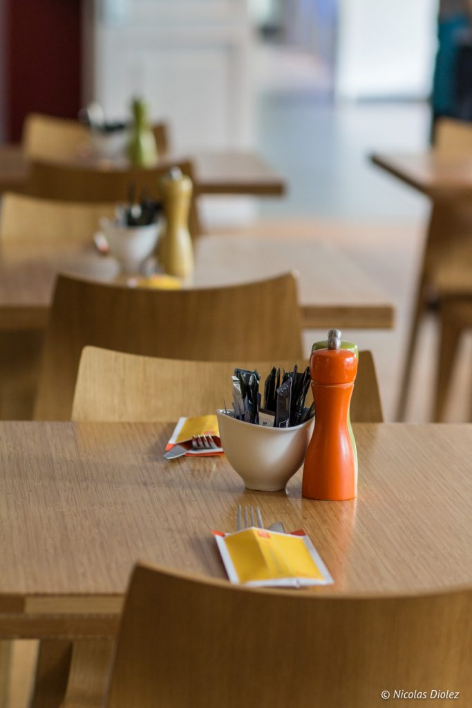 Petit déjeuner Hotel bloom Bruxelles - DR Nicolas Diolez 2017