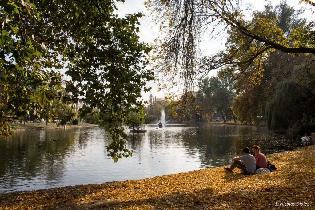 Parc Ixelles Bruxelles - DR Nicolas Diolez 2017