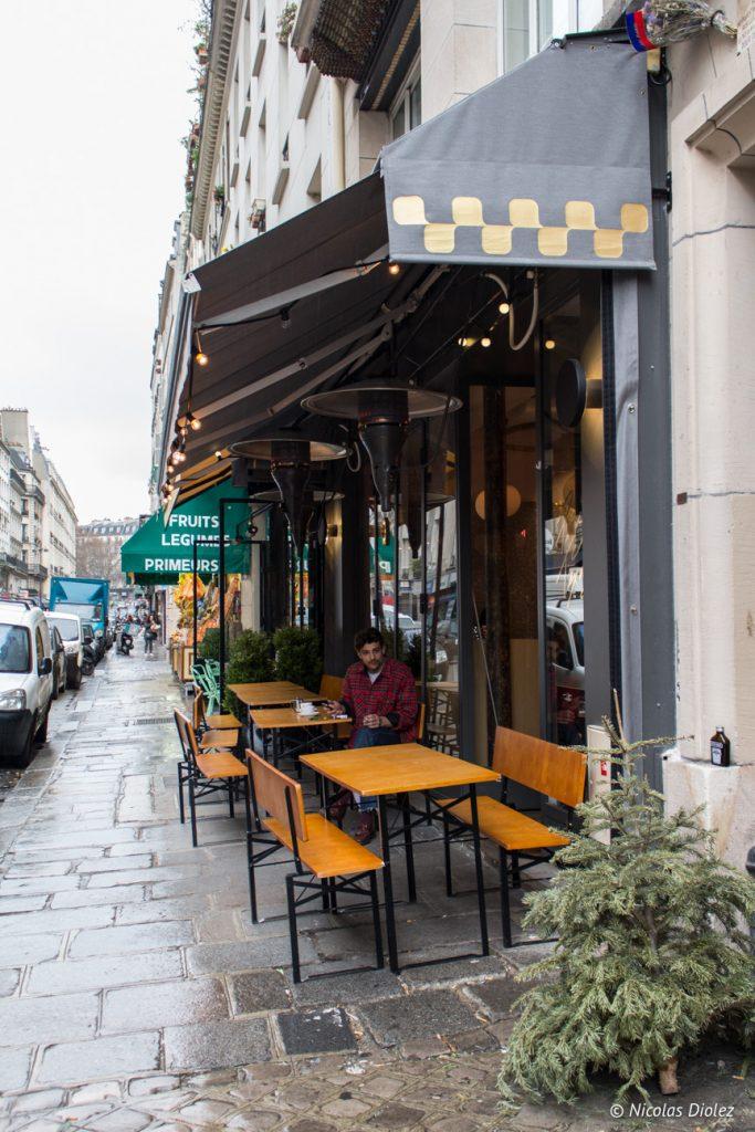Restaurant Paris Texas - DR Nicolas Diolez 2017