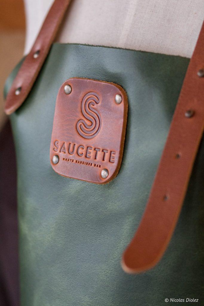Restaurant saucette Paris - DR Nicolas Diolez 2017