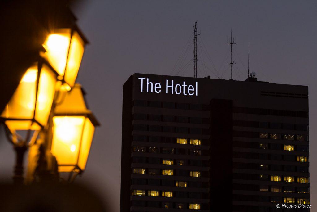 The hotel bruxelles - DR Nicolas Diolez 2017