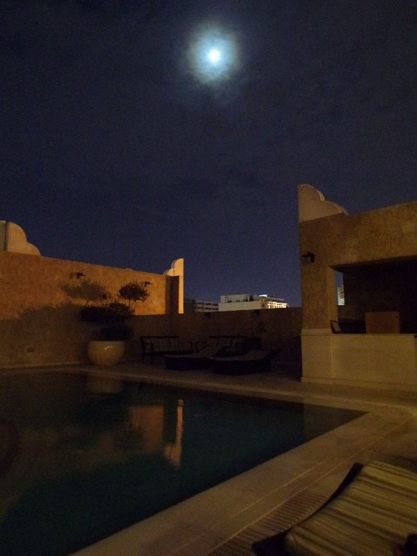 Hôtel boutique Al Mirqab Doha Qatar - DR Melle Bon Plan 2016