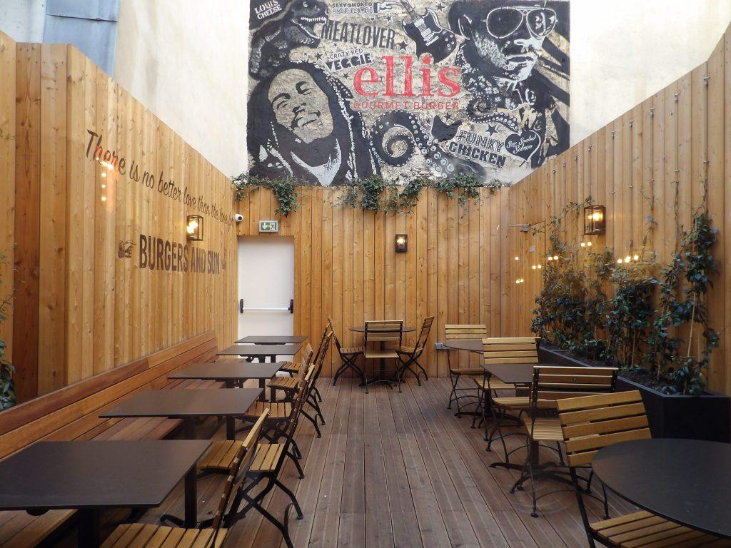 Ellis Gourmet Burger Bastille Paris - DR Melle Bon Plan 2017