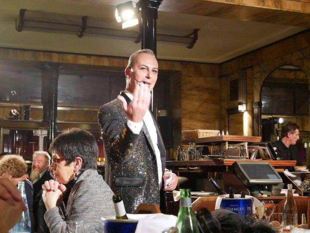 Restaurant Le Vaudeville Paris - DR Melle Bon Plan 2017