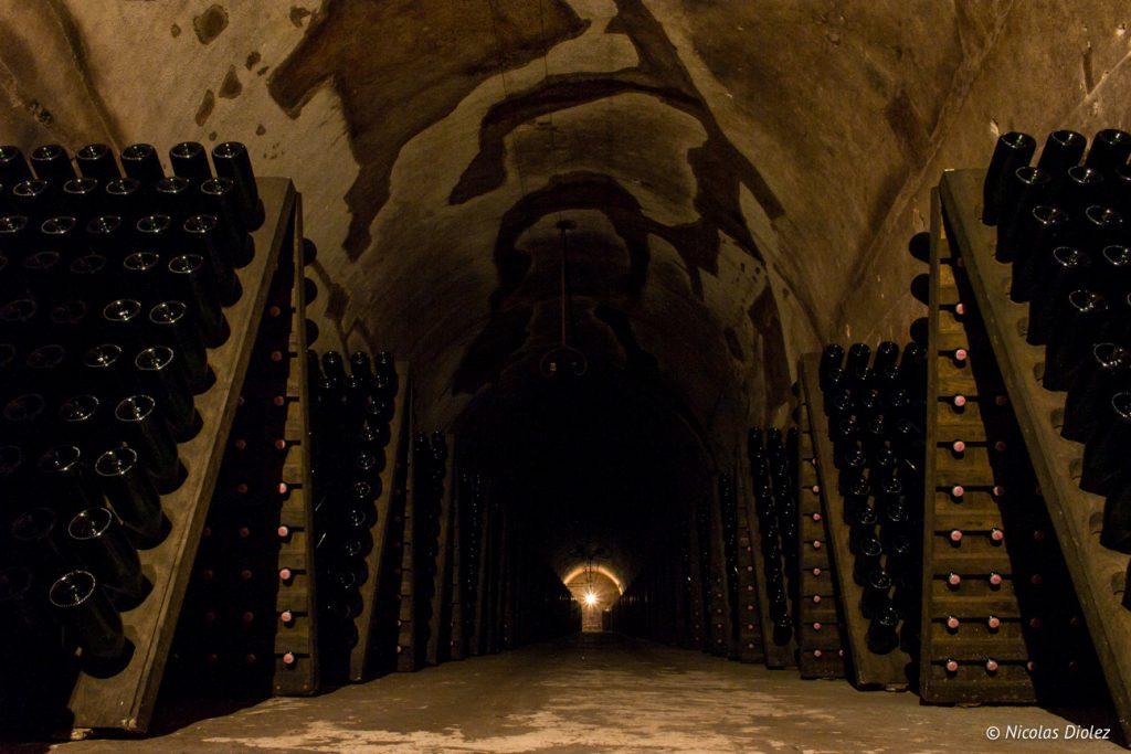 Caves de Pol Roger Epernay - DR Nicolas Diolez 2016