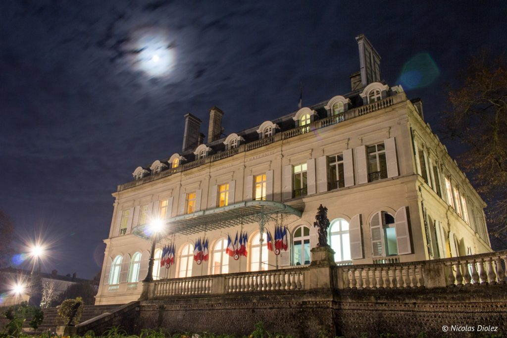 hotel de ville Epernay - DR Nicolas Diolez 2016