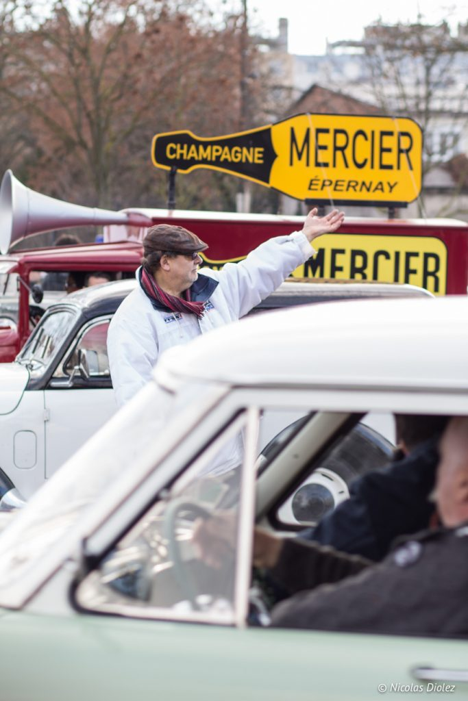 Parade voitures anciennes Epernay - DR Nicolas Diolez 2016