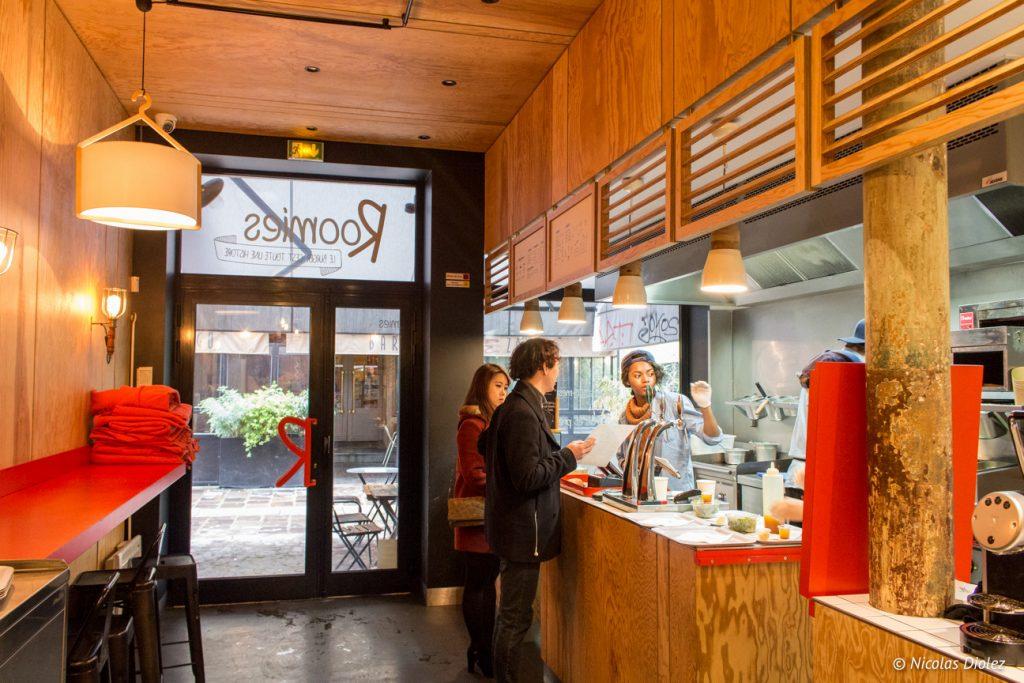 Roomies Burger Paris - DR Nicolas Diolez 2017