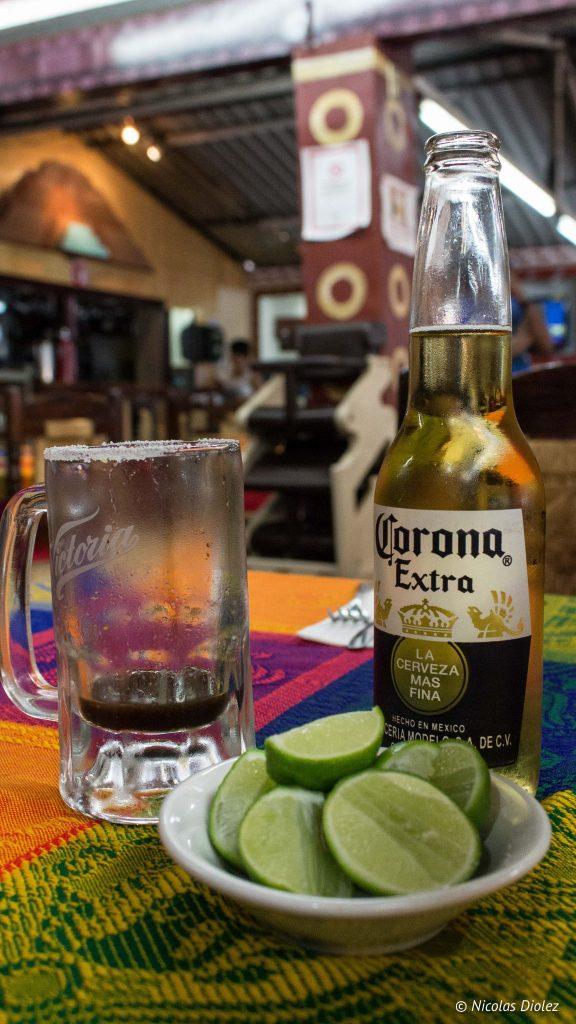 Restaurant Teotihuacán Mexique - DR Nicolas Diolez 2016