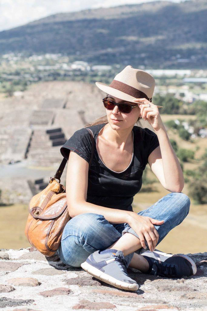 Teotihuacán Mexique - DR Nicolas Diolez 2016