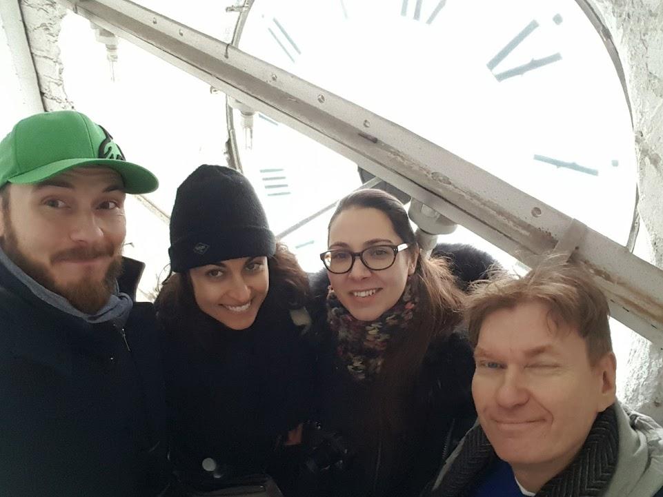 Cathédrale d'Helsinki Finlande - DR Green Cap Tours 2017