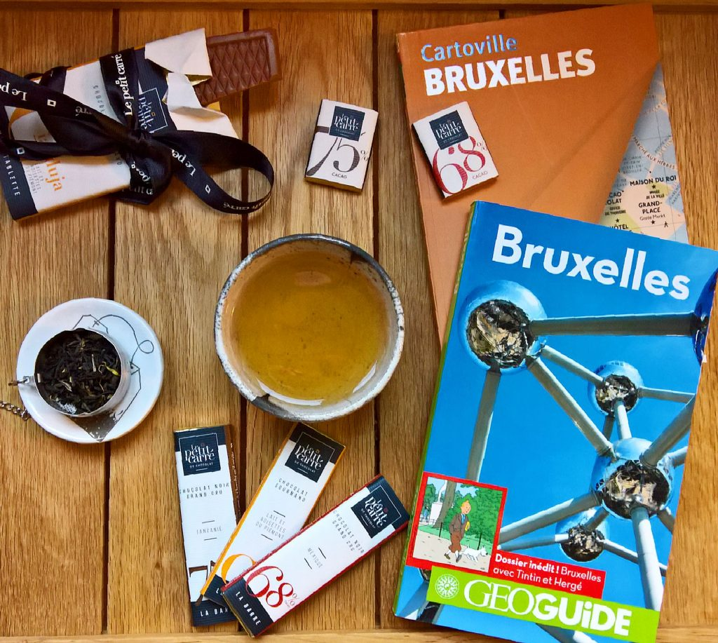 Guides Bruxelles - DR Melle Bon Plan