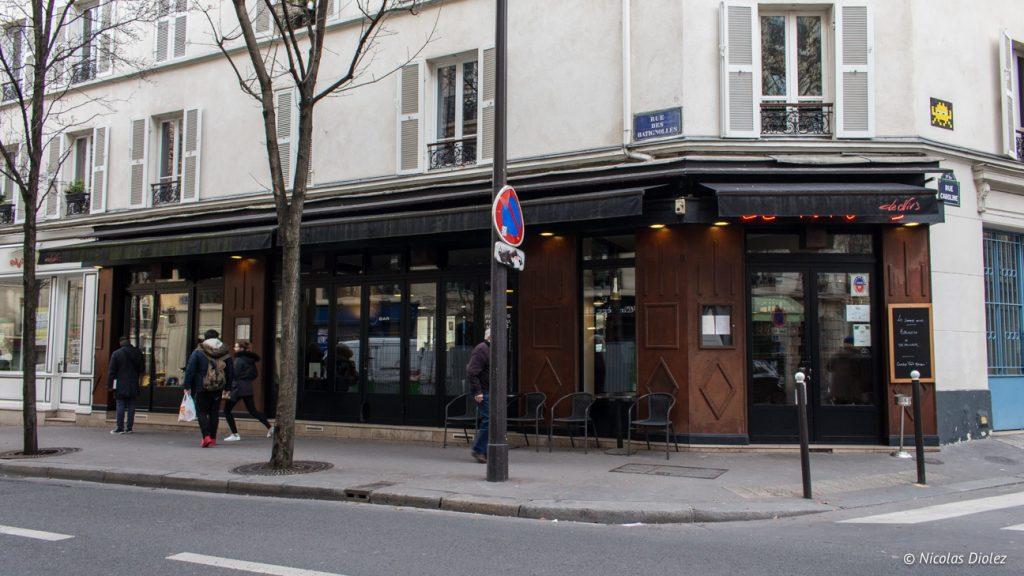 Le Niv's Batignolles - DR Nicolas Diolez 2017