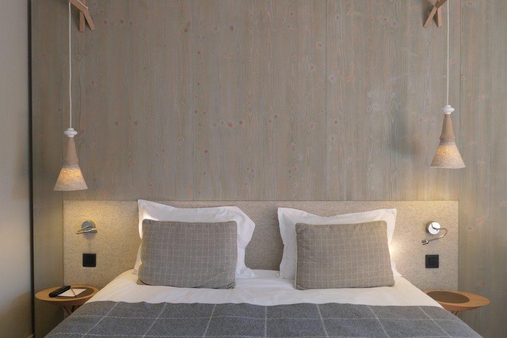 Chambre Hôtel Héliopic Sweet & Spa Chamonix - DR Melle Bon Plan 2017