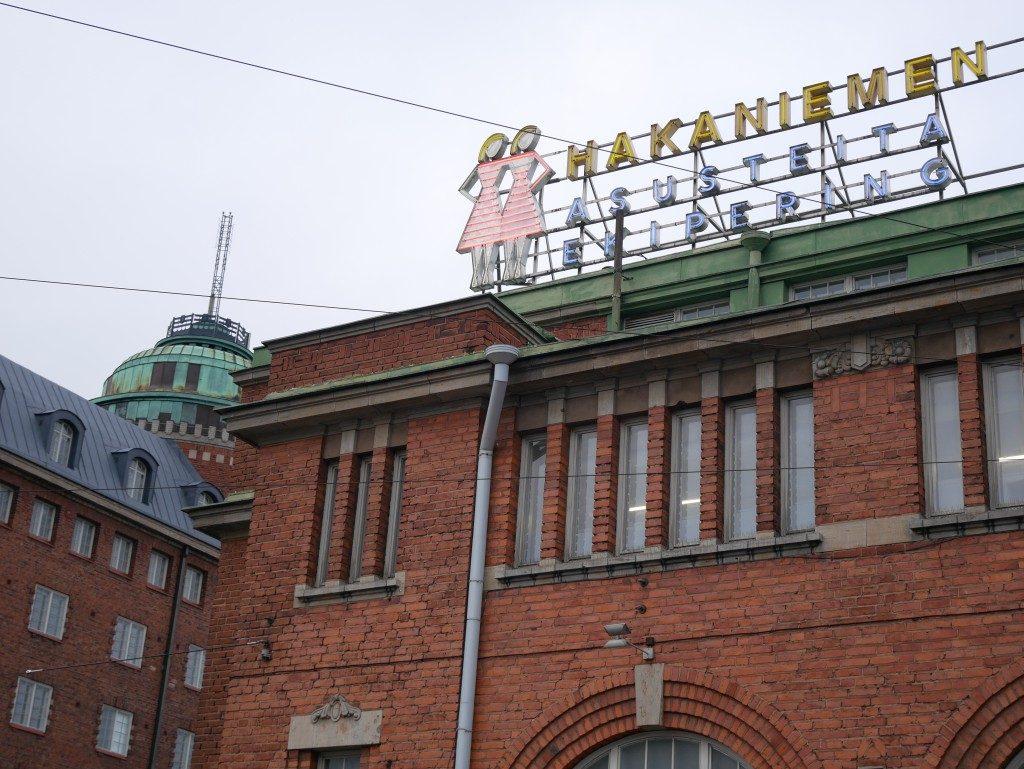 KauppaHalli Hakamiemen Helsinki Finlande - DR Melle Bon Plan 2017