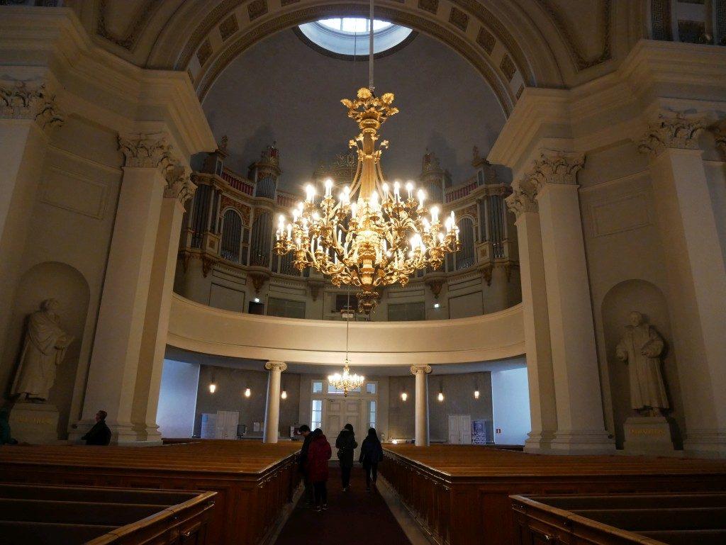 Cathédrale d'Helsinki Finlande - DR Melle Bon Plan 2017