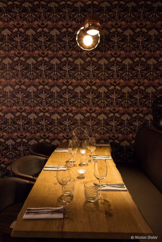 Restaurant Istr Paris - DR Nicolas Diolez 2017