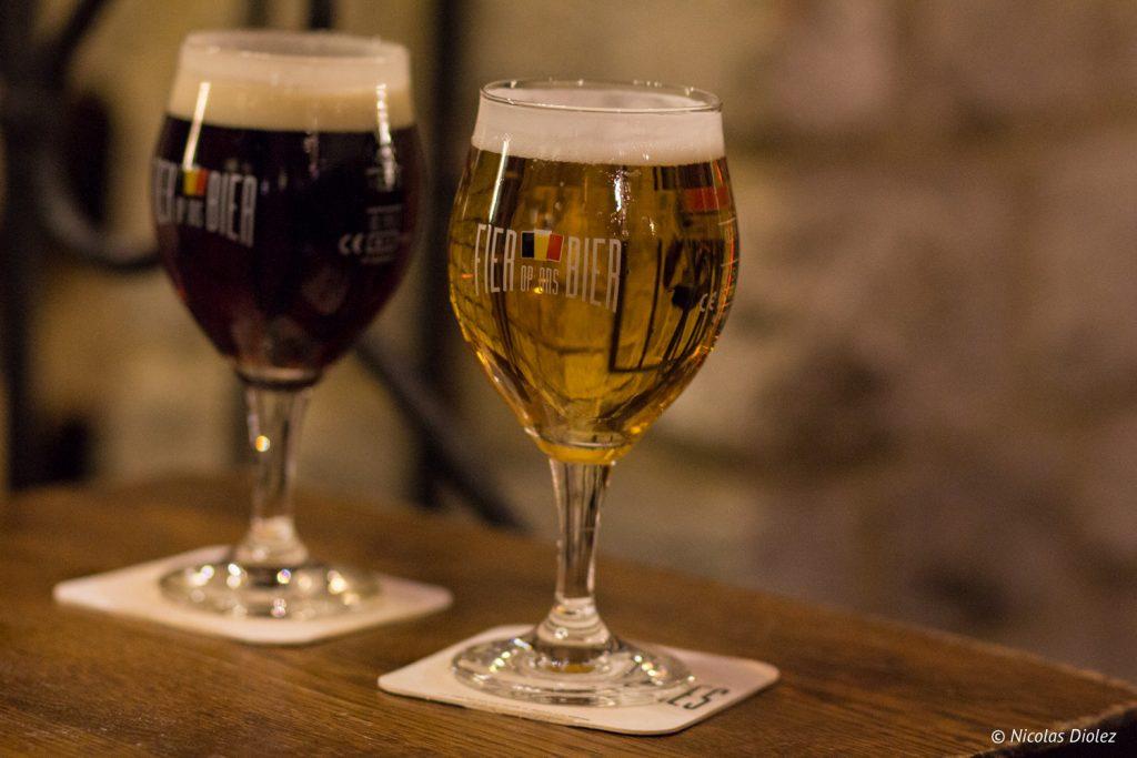 Musee de la bière belge Bruxelles - DR Nicolas Diolez 2016