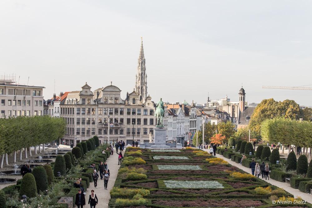 Bruxelles - DR Nicolas Diolez 2016